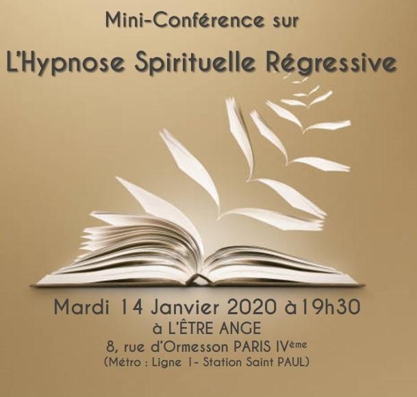Hypnose Spirituelle Régressive